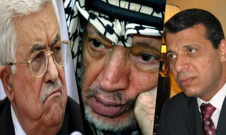 في ذكرى رحيل عرفات.. تراشق اتهامات بين عباس ودحلان حول اغتياله ...