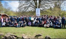 مخيم طلاب الطب الفلسطينيين في ألمانيا