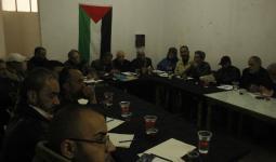 لقاء تشاوري لإيجاد حلول لمشاكل الفلسطينيين جنوبي دمشق