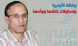 الكاتب الفلسطيني علي بدوان