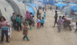 إصابة طفل فلسيني على الحدود التركية السورية