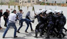 أجهزة السلطة تعتقل (6) أسرى مُحررين بالضفة المحتلة