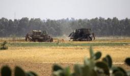 قوات الاحتلال تتوغّل في المناطق الشمالية والجنوبية لقطاع غزة