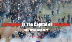 هجوم إلكتروني على مواقع تابعة للاحتلال ونشر صور لمسيرة العودة الكبرى