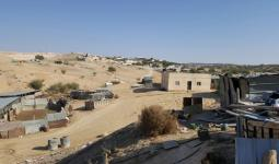 فلسطين المحتلة- قرية أم الحيران
