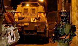اقتحامات واعتقالات بالضفة المحتلة تطال مخيّم شعفاط وإصابة فلسطيني في نابلس