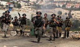 جيش الاحتلال يستعد في الضفة المحتلة تحسباً لتصاعد الأحداث