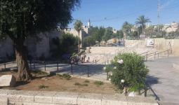 مواجهات عنيفة في القدس المحتلة واستمرار إغلاق البلدة القديمة والأقصى لليوم الثاني