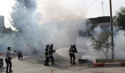 تحسباً لأي طارئ...مناورات شاملة لكافة الأجهزة الأمنية في قطاع غزة