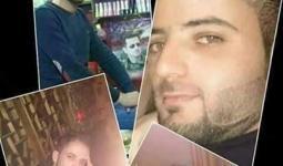 اللاجئ الفلسطيني أمجد هدبة