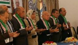 الأغا يُطالب بتطوير حملات التضامن وتحويلها إلى جماعات ضاغطة لدعم الشعب الفلسطيني