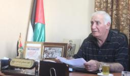 صبجي ابو عرب قائد الامن الوطني الفلسطيني في لبنان