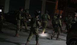 اعتقالات ومواجهات بالضفة المحتلة تطال مخيّم الدهيشة