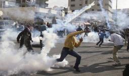 صورة أرشيفية من مواجهات سابقة مع قوات الاحتلال