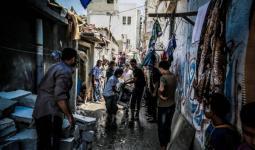 مُخيّمات اللاجئين في غزة تُطالب الحمد الله بإدراج احتياجاتها على الموازنة