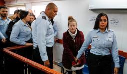 منظمة المرأة العربية تُعلن استعدادها للدفاع عن عهد التميمي
