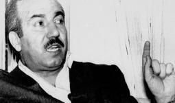 القائد الفلسطيني خليل الوزير (أبو جهاد)