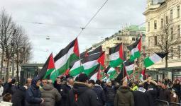 لليوم الرابع.. تواصل التظاهرات في أوروبا ضد قرار ترمب حول القدس المحتلة