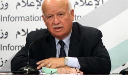 رئيس دائرة شؤون اللاجئين في منظمة التحرير الفلسطينية زكريا الأغا