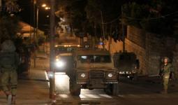 اعتقالات ومواجهات عنيفة بالضفة المحتلة تطال مخيّمي الجلزون وشعفاط