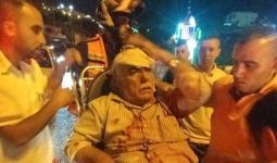إصابة فلسطيني بقنبلة صوتية في بلدة سلوان جنوبي المسجد الأقصى