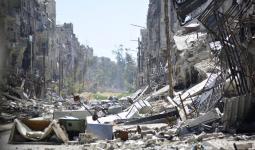 مخيم اليرموك- أرشيفية