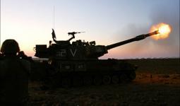 مدفعية الاحتلال تقصف أهداف للمقاومة ردّاً على قصف صاروخي من غزة