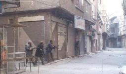 اشتباكات بين فصائل المعارضة و داعش واستمرار مضايقات الأخيرة لأهالي مخيم اليرموك (أرشيفية)
