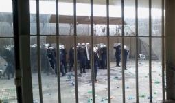 أهالي السجناء الفلسطينيين في سجن