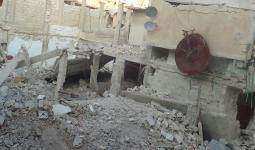 مخيم درعا..