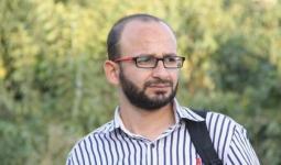الصحفي الفلسطيني سامي الساعي