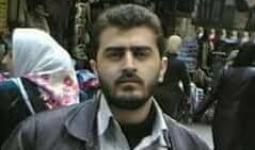 اللاجئ الفلسطيني عامر محمد خير النابلسي
