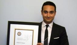 رجل الأعمال الفلسطيني المهندس خالد السبعاوي