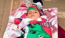 تشييع طفلة استشهدت بعد أن دهسها مستوطن