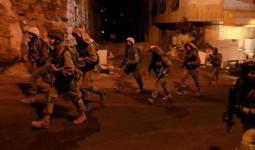 قوات الاحتلال تقتحم مخيّمات شعفاط وقلنديا وجنين وطولكرم والعرّوب