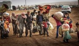 توزيع مساعدات إغاثية عاجلة على العائلات الفلسطينية جنوبي تركيا