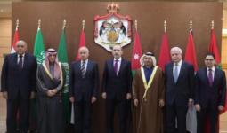 اللجنة الوزارية العربية المُجتمعة في الأردن