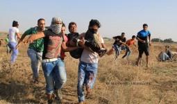 تحضيرات لافتتاح نقطة إسعاف تخدم مخيميّ البريج والنصيرات وسط غزة