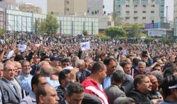 لجان اللاجئين في مخيّمات غزة تُطالب