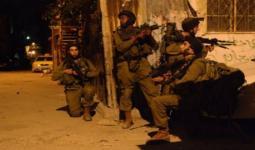 حملة اقتحامات واعتقالات بالضفة المحتلة تطال مخيّمات بيت لحم