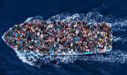الأمم المتحدة: قضاء حوالي 5 آلاف مهاجر بمياه المتوسط في عام 2016