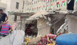مواجهات عنيفة في قرية كوبر والاحتلال يهدم منزل الأسير عمر العبد