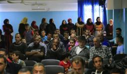 النشاط النسوي يعقد أمسية شعريّة في فعاليات إحياء ذكرى معركة مخيّم جنين