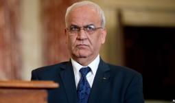 عريقات: إقامة دولة واحدة البديل الوحيد لحل الدولتين.. ردّاً على تسريبات مسؤول أمريكي