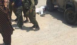 استشهاد فلسطيني جنوب شرق بيت لحم المحتلة