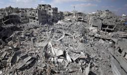 صورة أرشيفية خلال العدوان الصهيوني على غزة