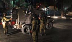 اعتقالات ومواجهات بالضفة المحتلة تطال مخيّمي طولكرم والجلزون