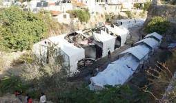 إصابة ستة لاجئين فلسطينيين في اليونان