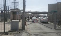 حاجز قلنديا شمالي القدس المحتلة