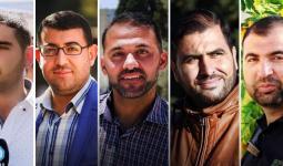 الصحفيين المعتقلين